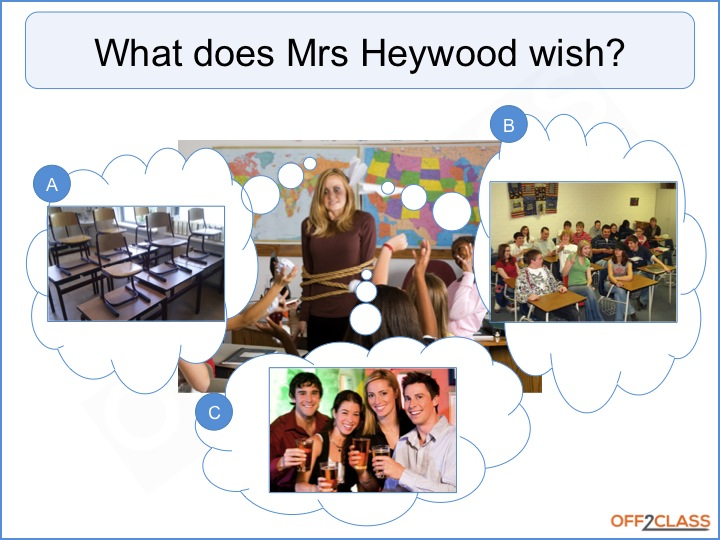 How to teach wishes 3 esl lesson plans off2class teach wishes m4hsunfo