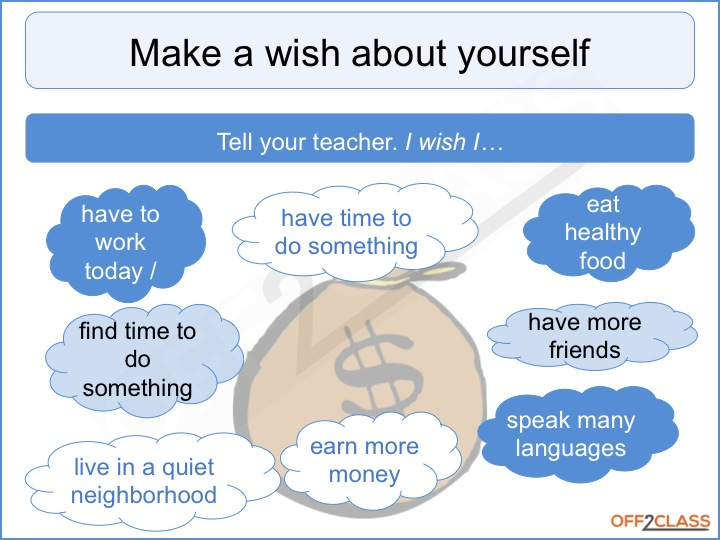 How to teach wishes 3 esl lesson plans off2class teach wishes teach wishes m4hsunfo