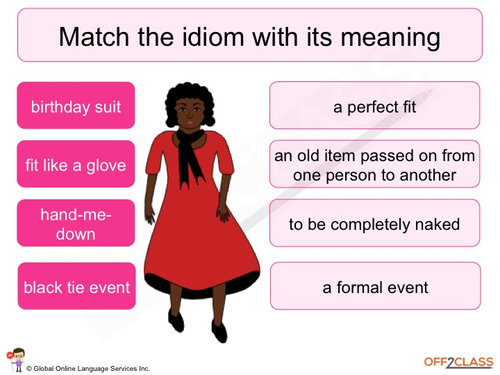 How To Teach Idioms To Your Esl Students Off2class