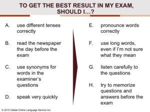 IETLTS Speaking Teacher Resources