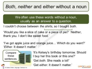 teach quantifiers and determiners