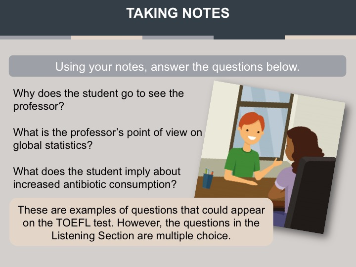 TOEFL Listening: Lesson Series and Webinar - Off2Class