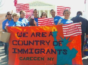 Central American Refugee Center - (CARECEN) - New York
